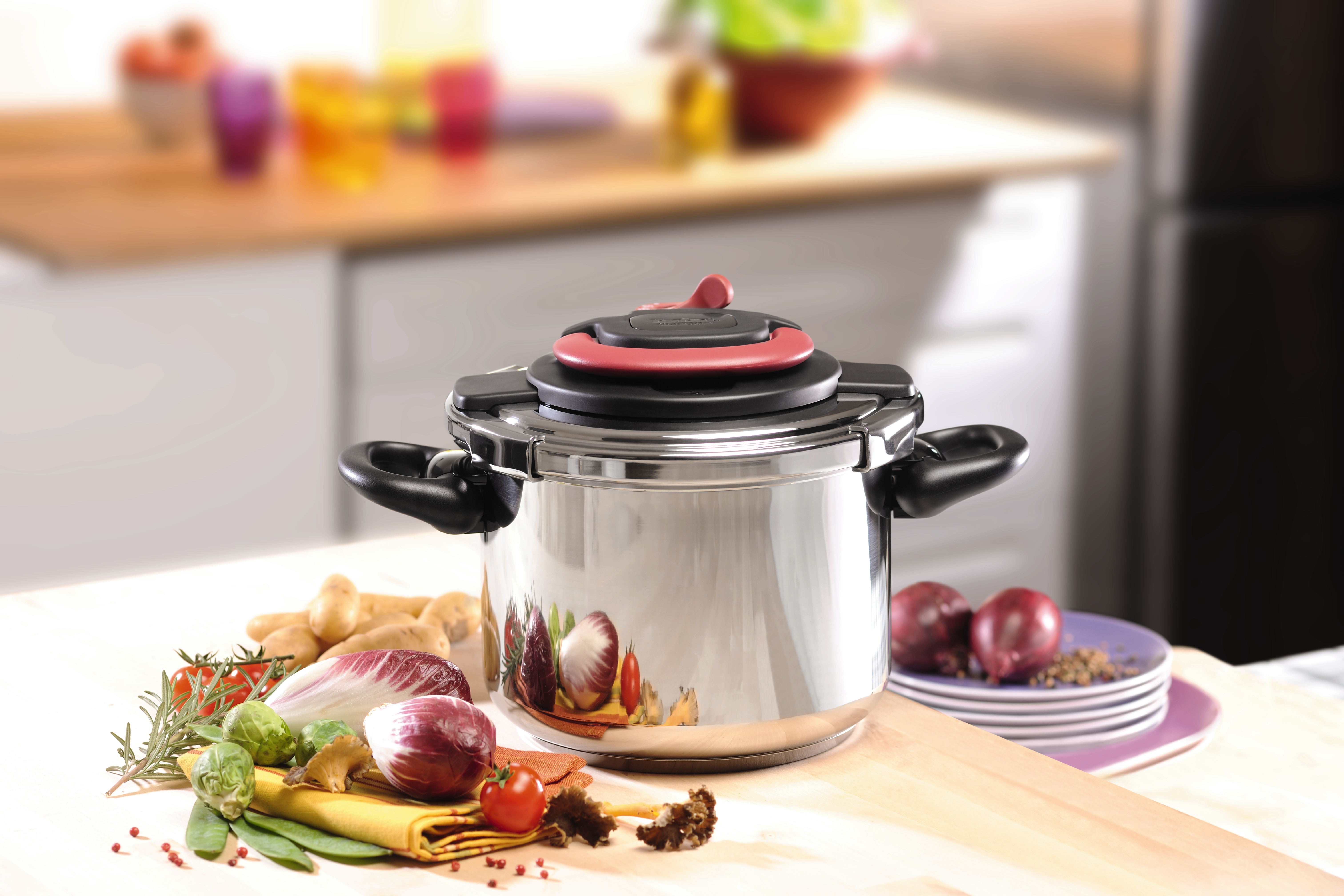 tefal clipso wins pressure cooker head to head tefal blog reviews. Black Bedroom Furniture Sets. Home Design Ideas