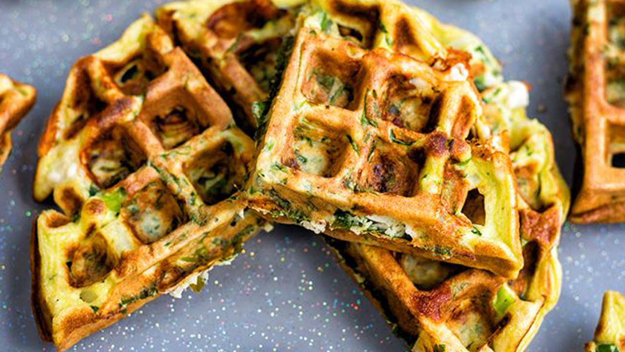 Waffles Aren't Just For Breakfast | Tefal Blog | Food ...