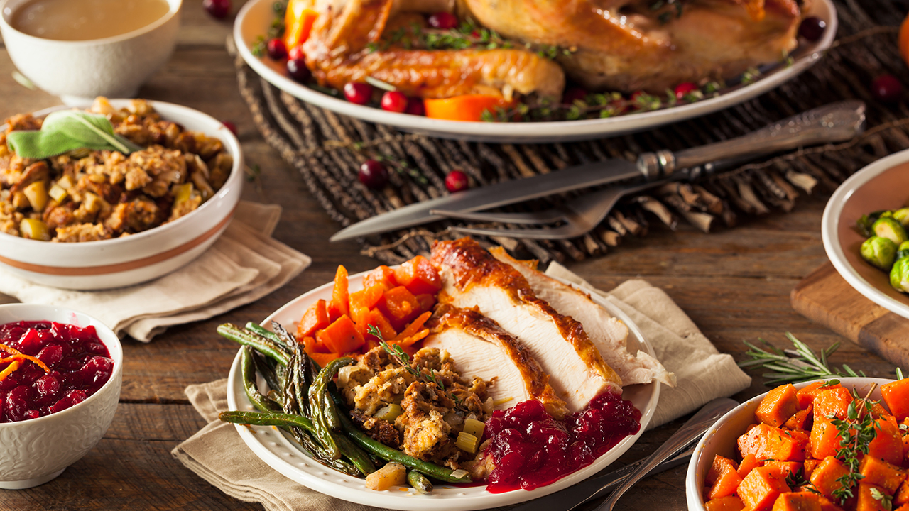 Is a healthy christmas dinner possible tefal blog food cooking forumfinder Choice Image