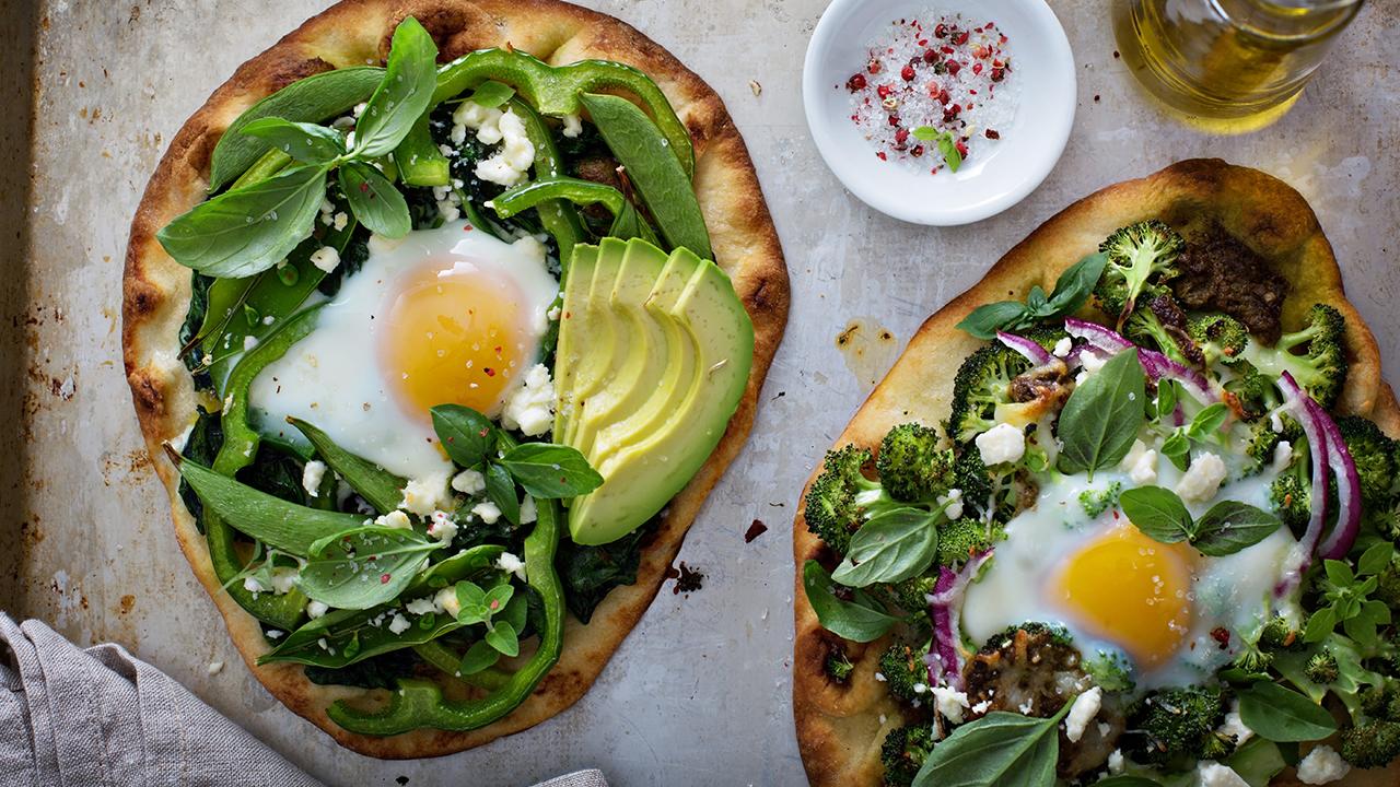 breakfast pizza main pizza dessert pizza tefal blog. Black Bedroom Furniture Sets. Home Design Ideas