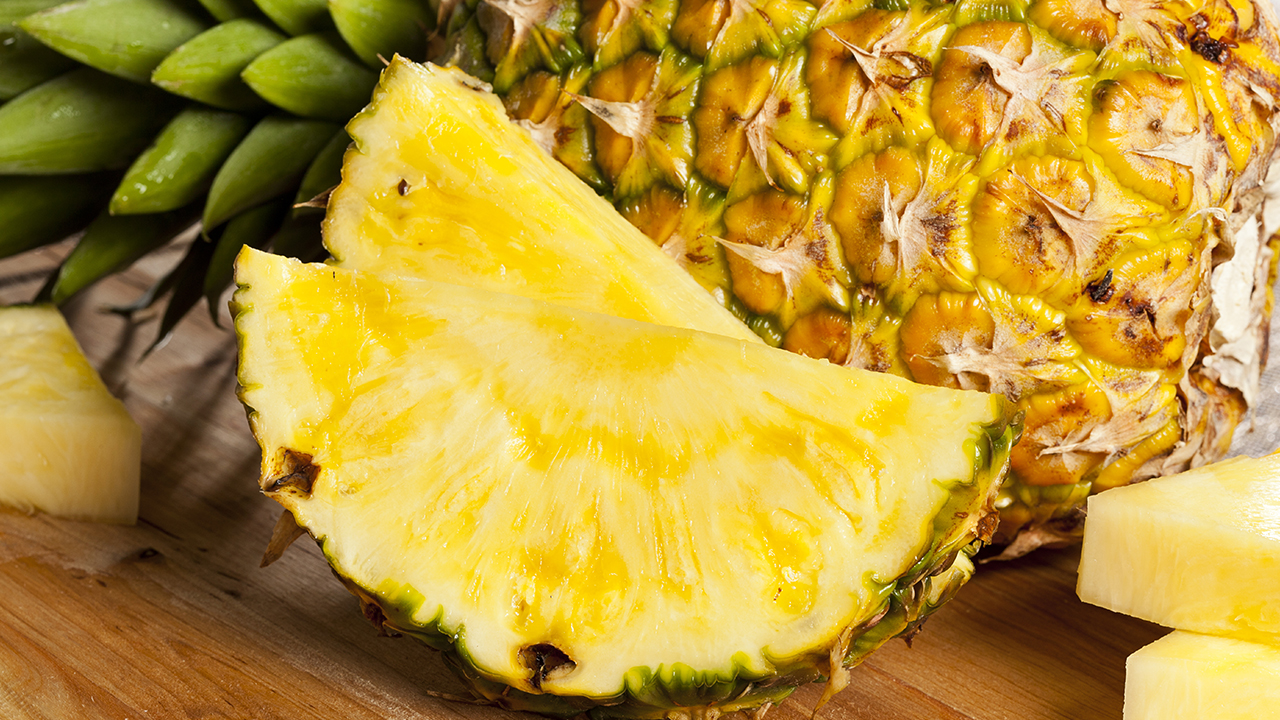 Watch Pineapples have replaced avocados as the UK's fastest-selling fruit video