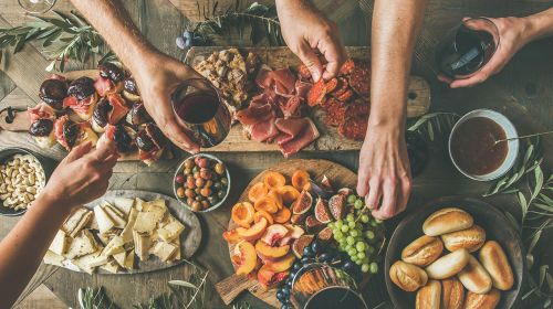 4 Fabulous Feasts To Bring Home The Med