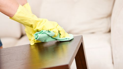 10 Hacks To An Easy Peasy Spring Clean