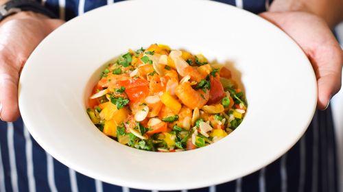 Fruity King Prawn & Mango Curry - ActiFry Recipe