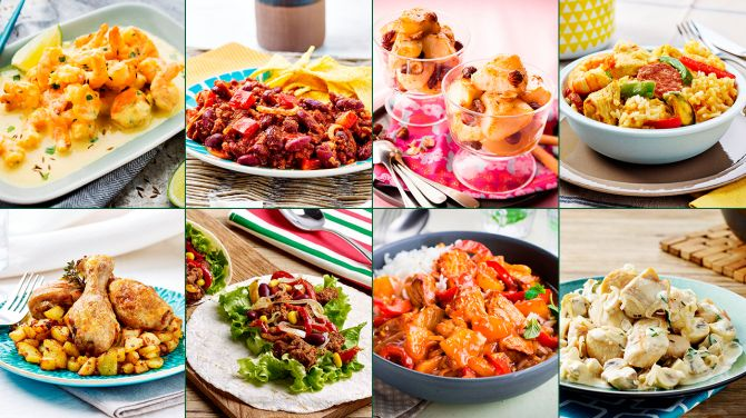 The Ultimate List of ActiFry Recipes | Tefal Blog | Food