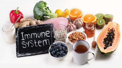Boost your immune system the tasty way