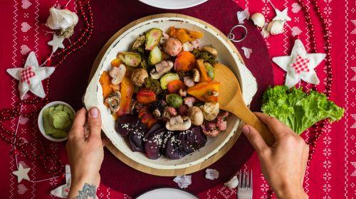 Vegan Christmas Dinner Hacks