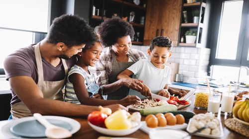The stress-busting benefits of cooking and baking