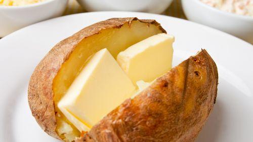 Baking a Potato: A Lost Art