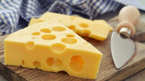Cheese Fans Rejoice - Swiss is a Superfood!