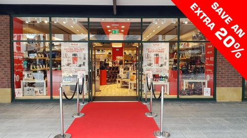 Save With Tefal's New Flagship Store