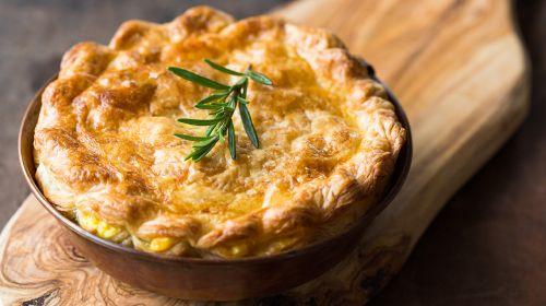 Pie-le 'em High This British Pie Week