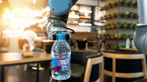 Robots Rolled Out At China's Top Restaurant