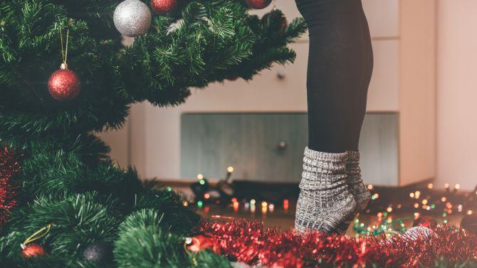 Christmas the good the bad and the ugly tefal blog for Bad christmas decoration