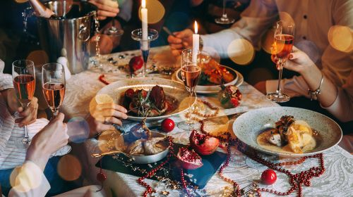 Panicking About Hosting Your First Christmas? Don't.