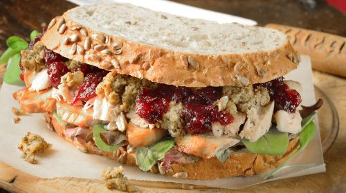 Favourite Christmas Leftovers Sandwiches Revealed
