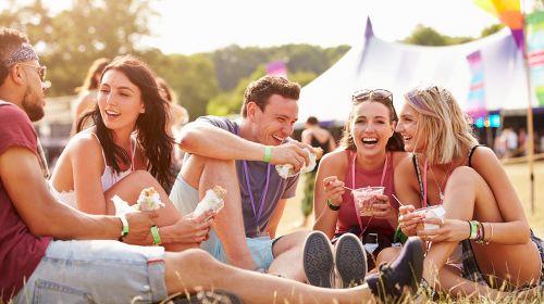 Feast On Festival Food