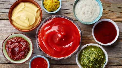 Fridge or Cupboard? Where do Your Sauces Go?