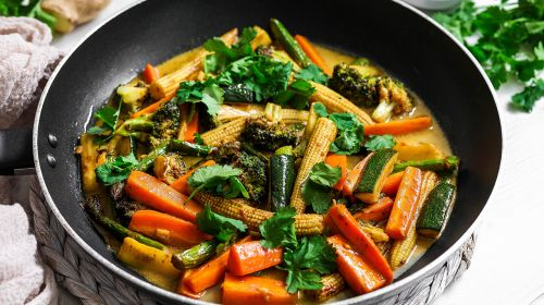 Thai Green Curry By Nadia's Healthy Kitchen