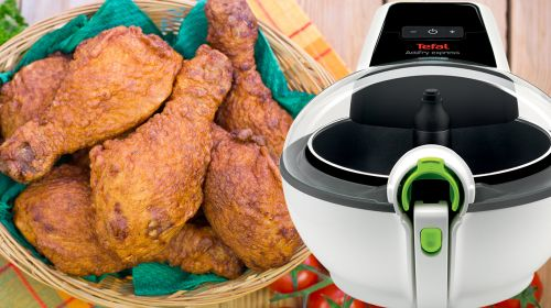 KFC Chicken Shortage: ActiFry to The Rescue!
