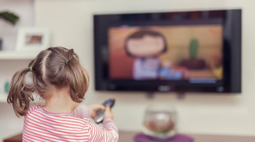 Kids Spend 6 Days of Summer Watching TV!