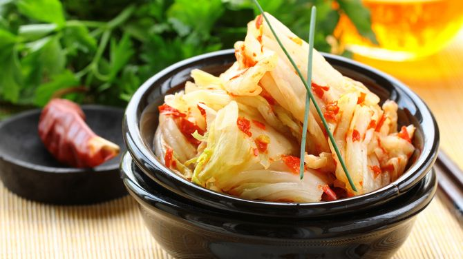 Korean recipes you need to try now tefal blog food cooking well koreans probably think were weird for eating tasteless boiled cauliflower and carrots with traditional english meals theyve at least tried to forumfinder Images