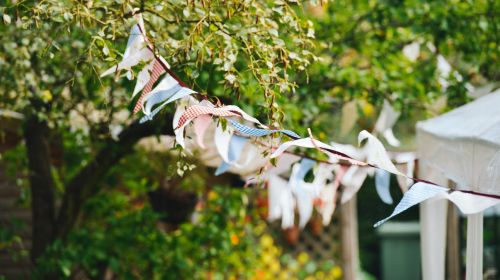 Our Top Tips For A Garden Party
