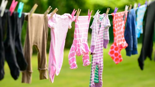 Say Goodbye to Rain-Drenched Washing