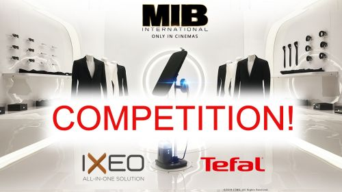 Win Two Free Tickets to See Men In Black