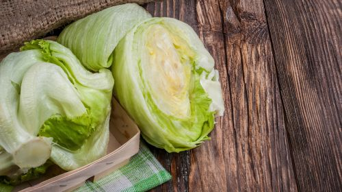 Supermarkets face iceberg shortage