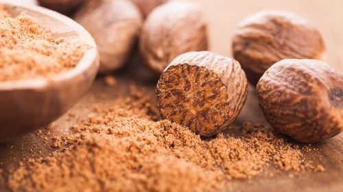 Go Nuts About Nutmeg