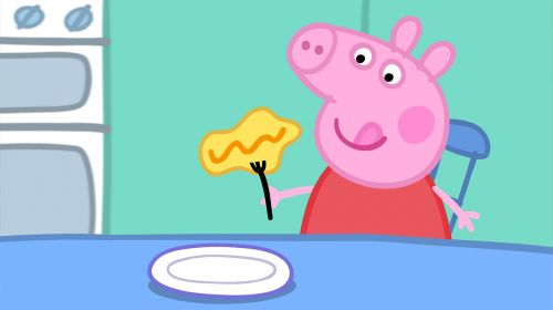 Tefal Peppa Pig Pan Instagram Competition