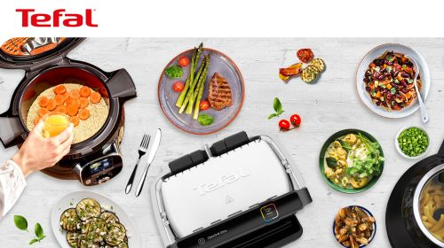 It's Coming – Tefal's FoodTribe Takeover!