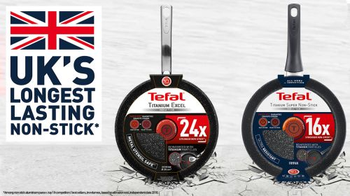 Big News – We're The UK's Non-Stick Champions!