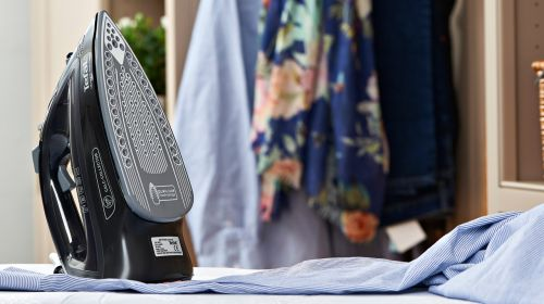 What Should You Look For in an Iron?