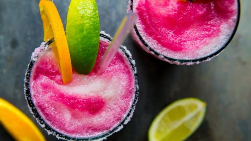 Enjoy an Adult Slushie With These Frozen Cocktails