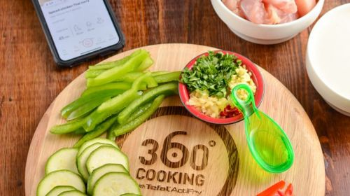 Discover Versatile Healthy Cooking