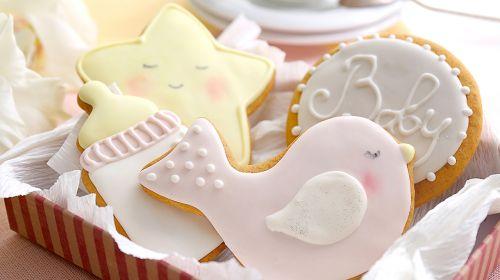 Pink/Blue/Surprise: Baby Shower Recipe Inspo