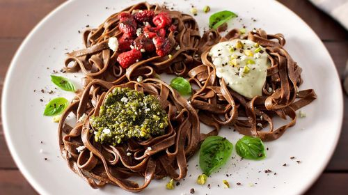 Chocoholic Meals You Can't Resist