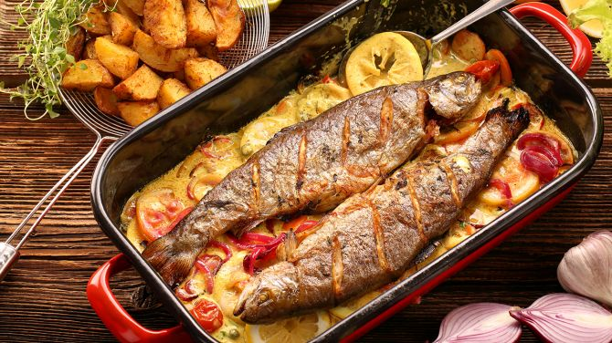 Fish Recipes From The Deep Blue Uk Waters Tefal Blog Food Cooking