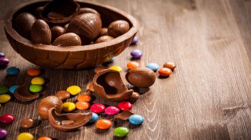 Leftover Easter Choc: Ultimate Meltdown