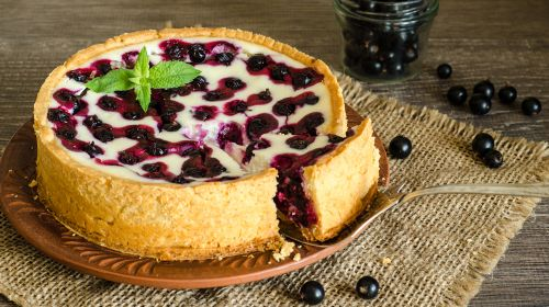 Sweet And Savoury Blackcurrant Recipes