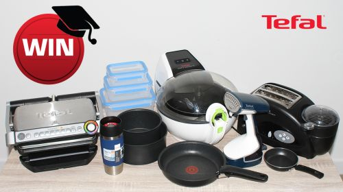 Tefal Essential Cooking Kit Facebook Competition: T&Cs
