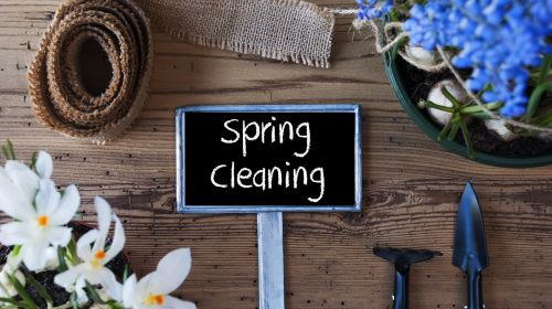 Speed Cleaning Hacks To See You Through Spring