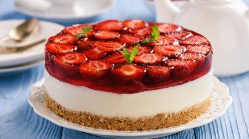 Strawberries Already?