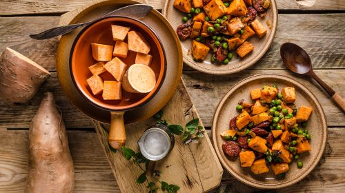 Get Sweet On Sweet Potato