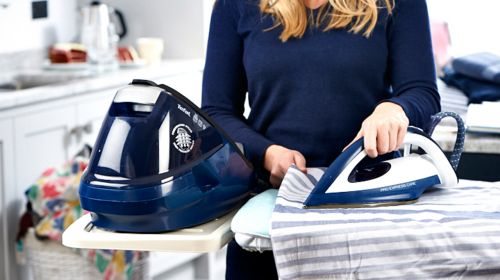 Win a Tefal High Pressure Steam Generator