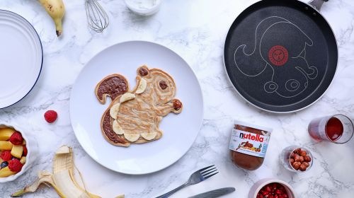 Go Nuts For Our Squirrel Pancake Pan!