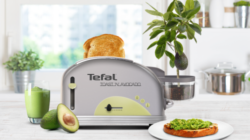 Introducing: The Tefal Toast N' Avocado