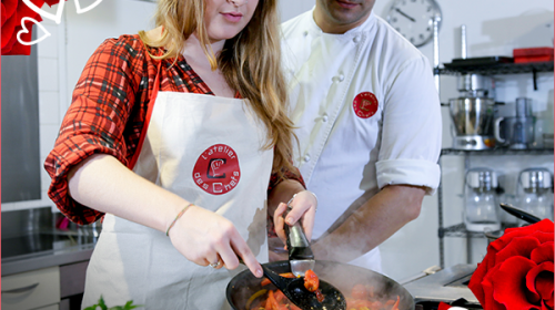 Win A Cookery Lesson This Tefalentine's Day